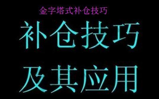 金字塔式补仓操作法.jpg